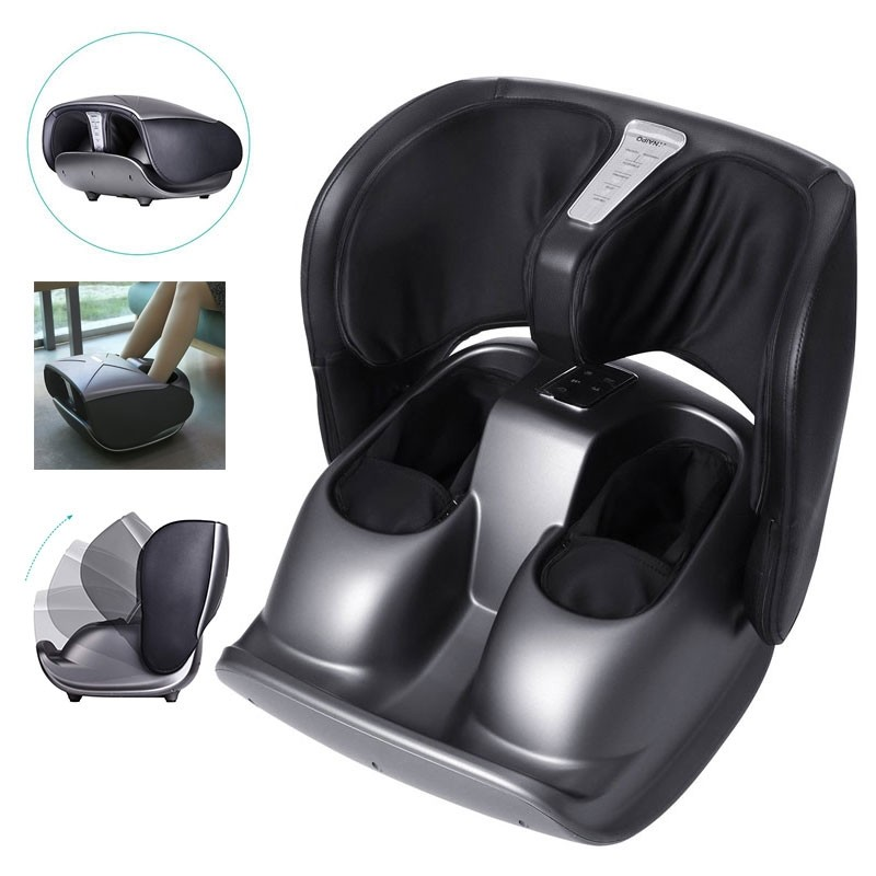 Naipo 2-in-1 Luxury Foldable Foot & Calf Massager