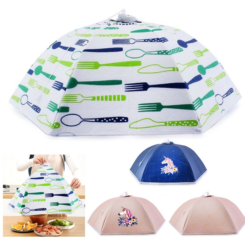 Large Round Insulated Food Cover 70cm