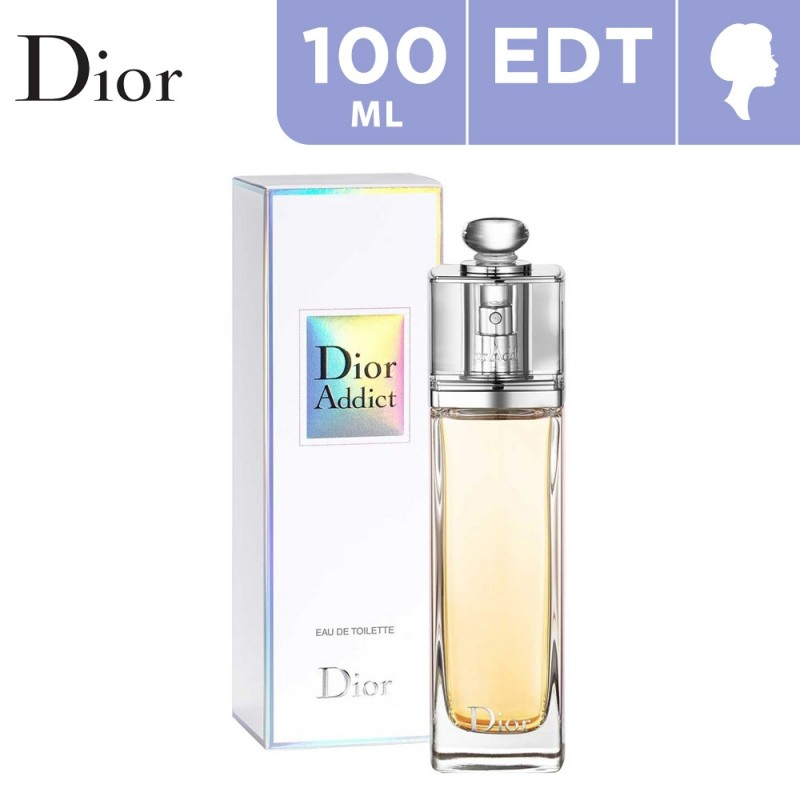 100ml Christian Dior Addict EDT for Her