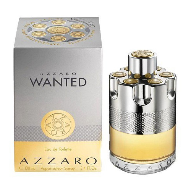 100ml Azzaro Wanted EDT for Him