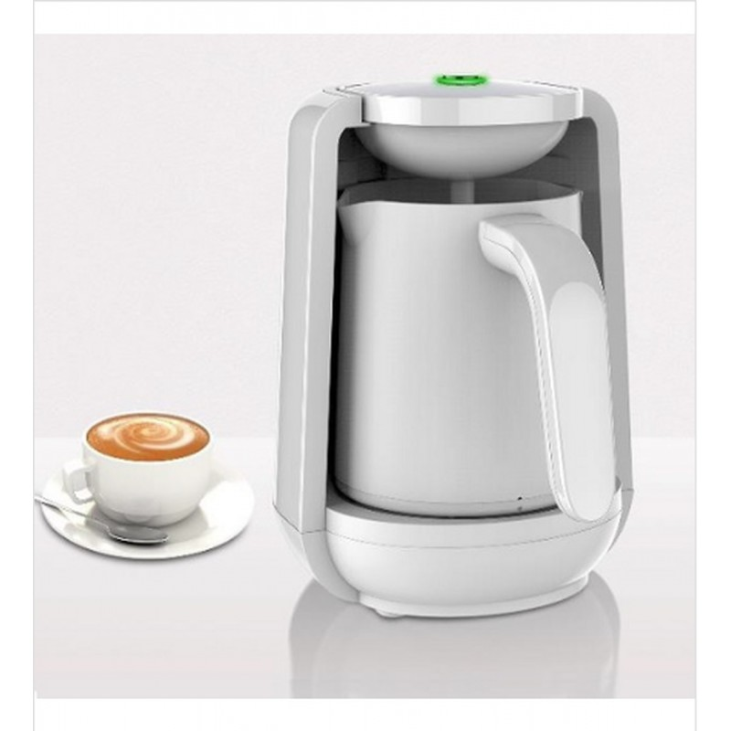 Orca Turkish Coffee Maker 250ml 480W - White