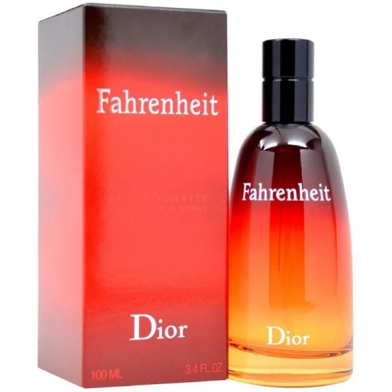 100ml Christian Dior Fahrenheit EDT for Him