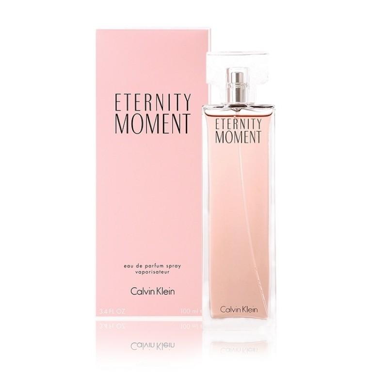 100ml Calvin Klein Eternity Moment EDP for her