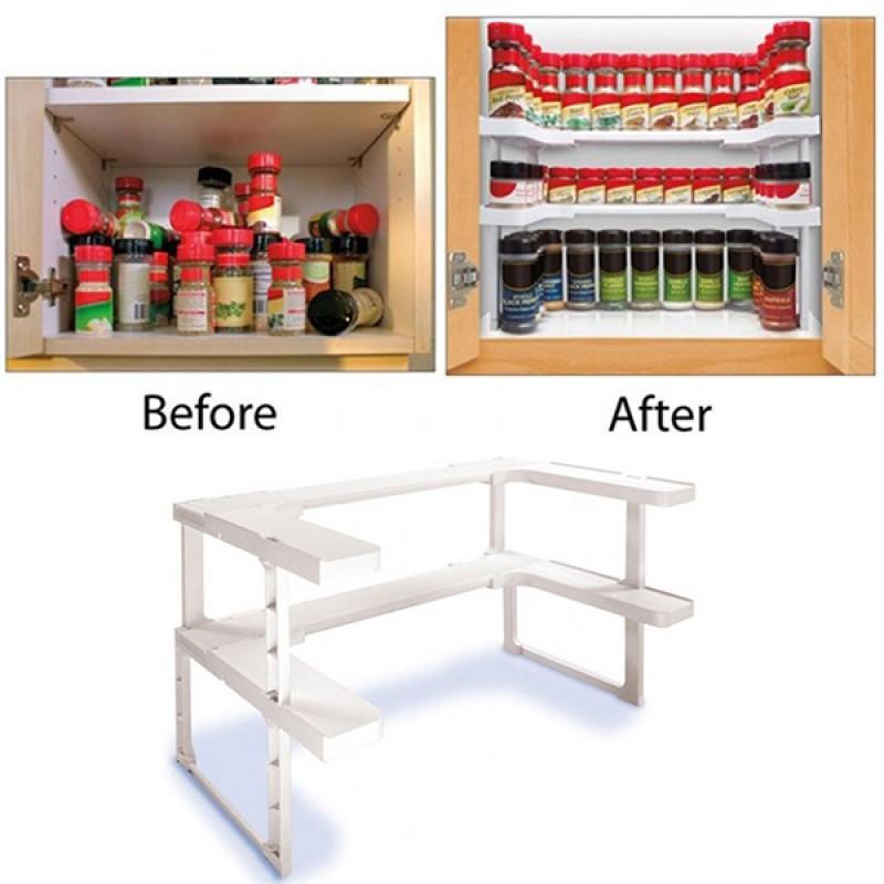 Spicy Shelf - Spices Organizer