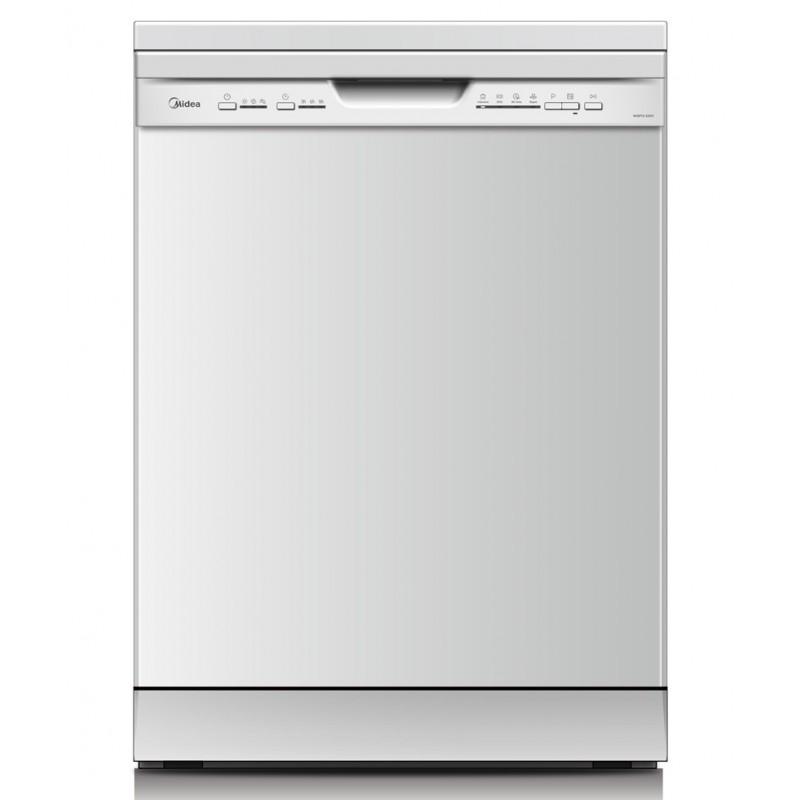 Midea 4 Programs 12 Place Settings Dishwasher - White