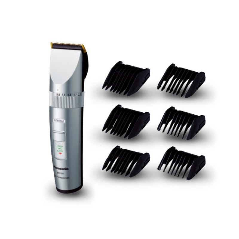 Panasonic Rechargeable Stylish Professional Hair Clipper with Charging Stand