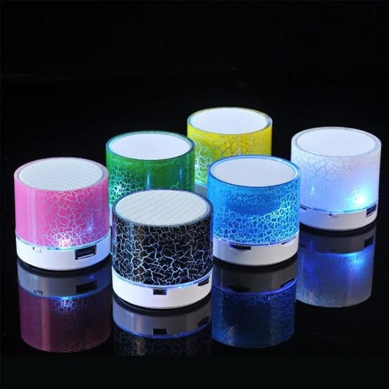 Assorted Color Rechargeable Mini Speaker