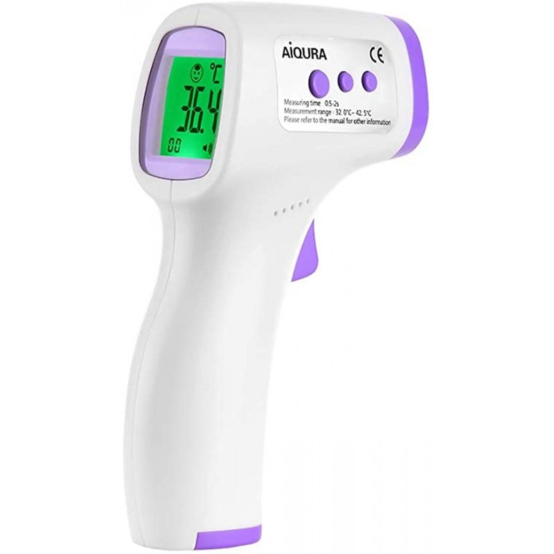 AiQURA AD-801 Digital Thermometer