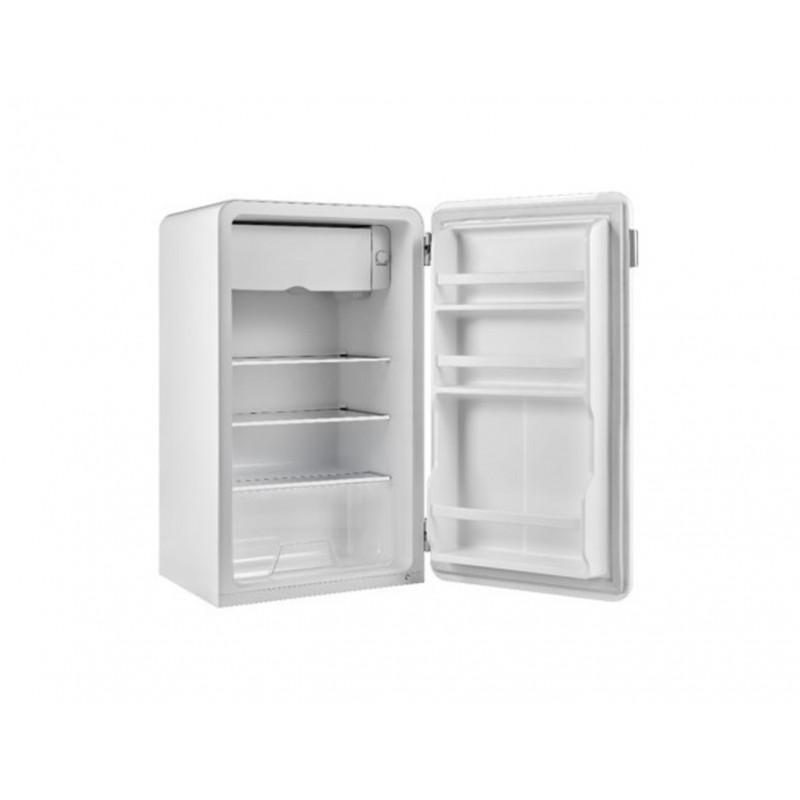 Midea 142L/5CFT Refrigerator - White