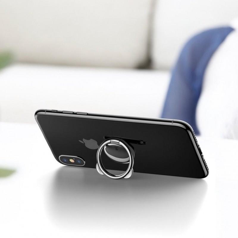 Baseus Mobile Ring Grip - Black