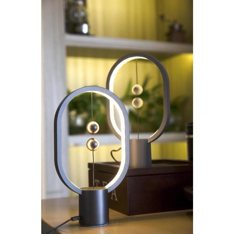 Heng LED Balance Ellipse Table lamp