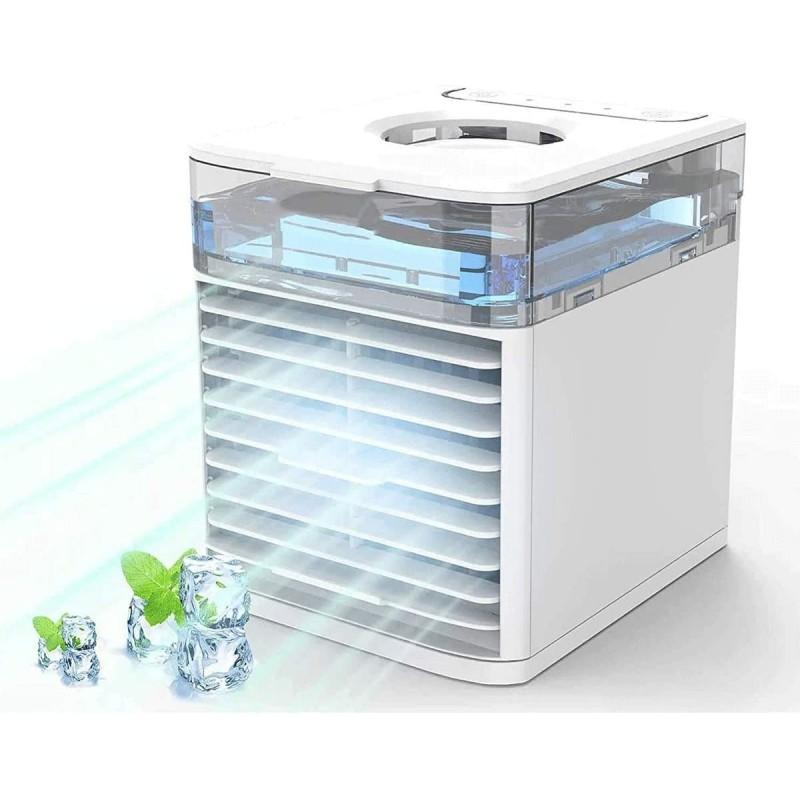 NEXFAN 4 in 1 Small Portable Mini Air Cooler Conditioner