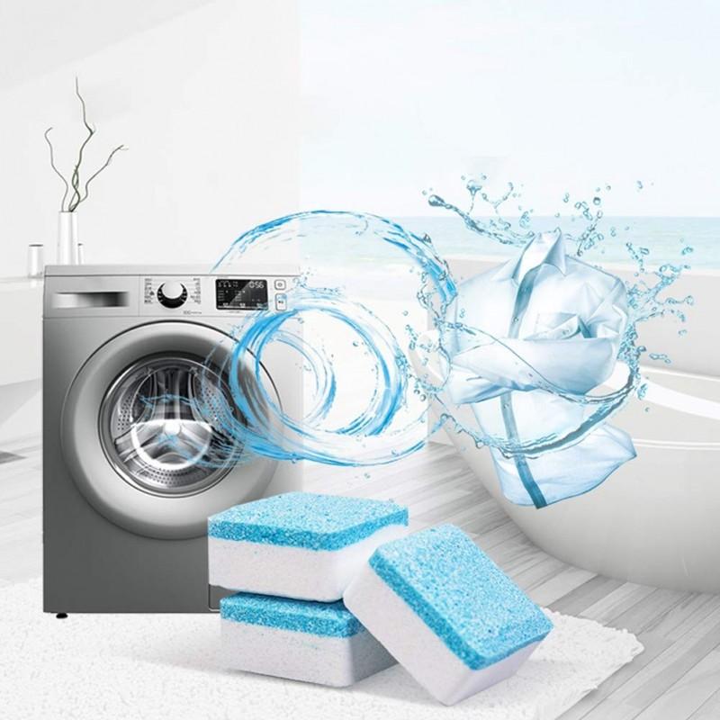 12 PCS Washing Machine Cleaner