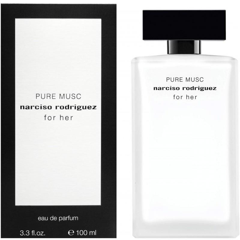 100 ml Narcio Rodriguez Pure Musc EDP For Her