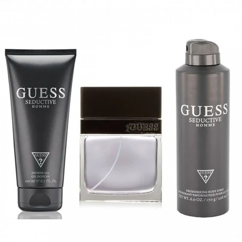 Guess Seductive Perfume Gift Set for Him