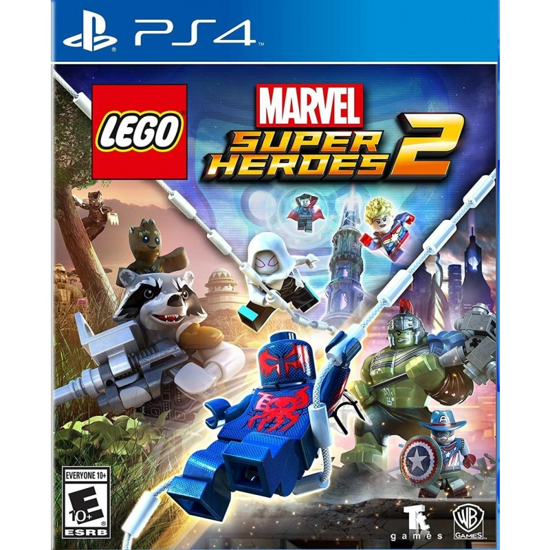 LEGO Marvel Superheroes 2 for PS4 - NTSC