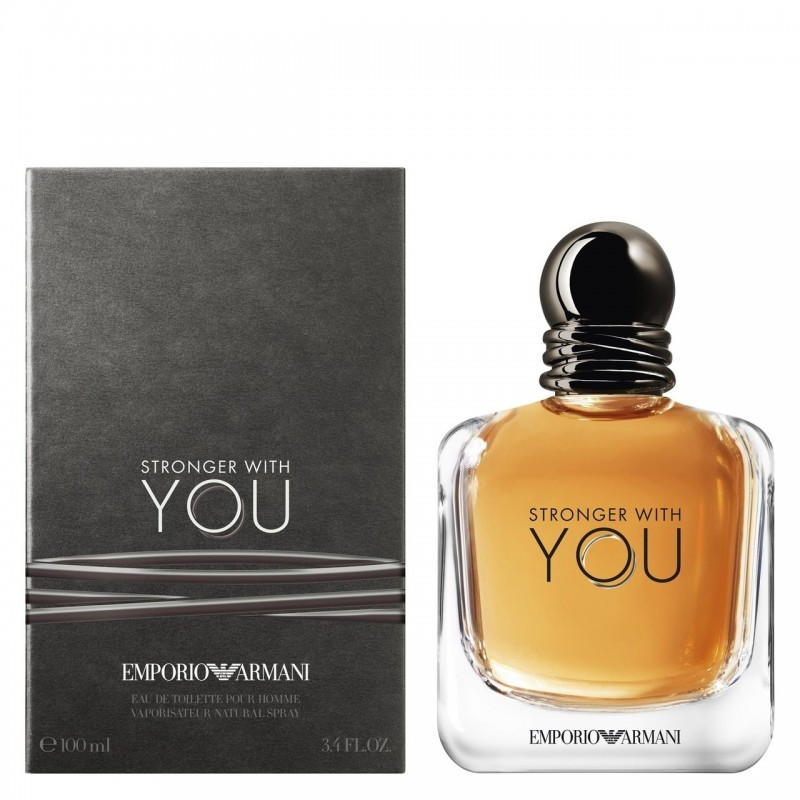 100ml Emporio Armani Stronger With You EDP For Him