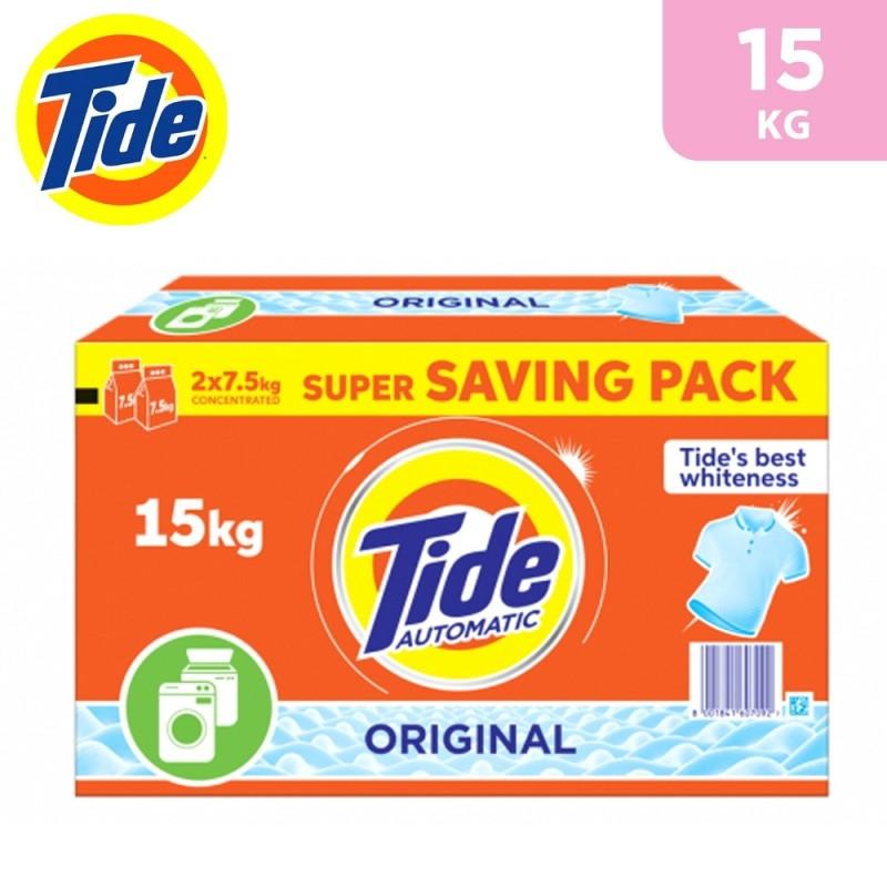 Tide Automatic Original Laundry Detergent 15kg