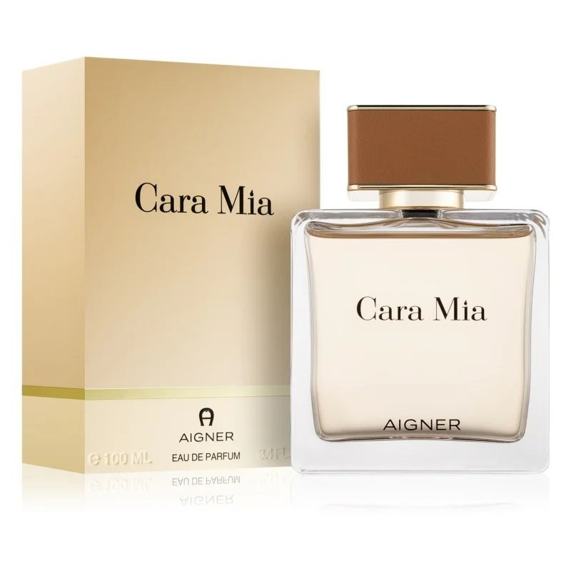 100ml Cara Mia EDP for her By Aigner