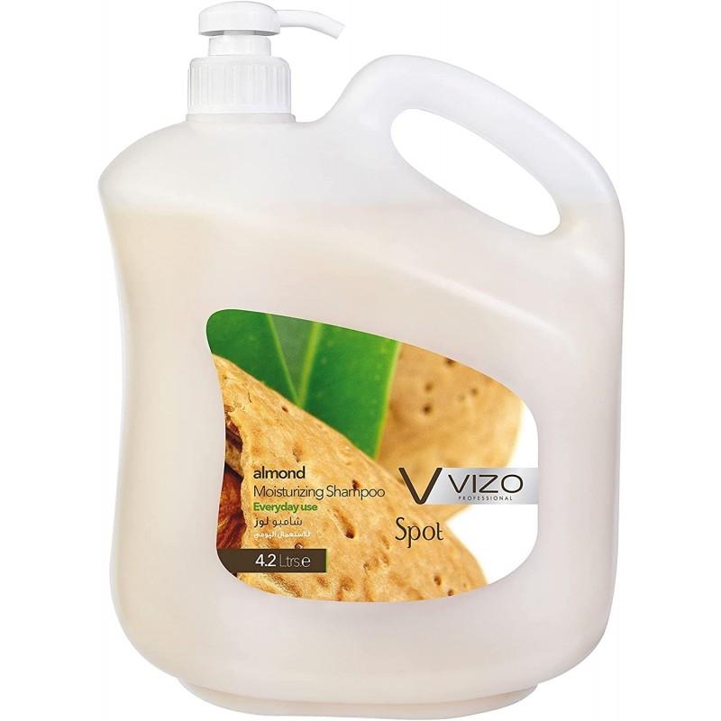 Vizo Spot Almond Hair Shampoo 4.2L