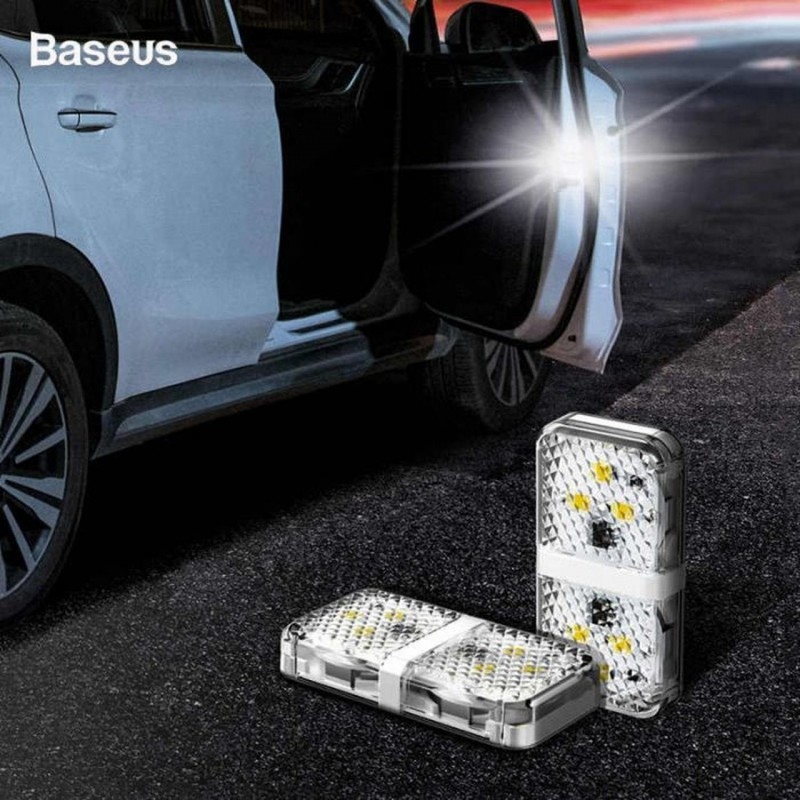 Baseus 2 Pcs Door Open Warning Light