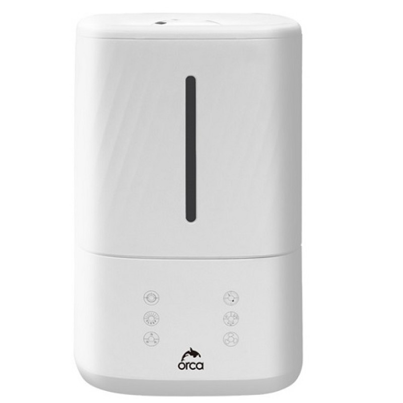 Orca Hot & Cool Mist Humidifier 4.5 Liters 30W