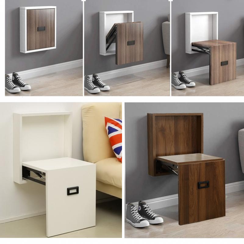 Elegant Foldable Bench Chair