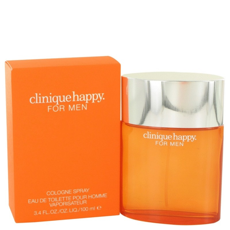 100ml Happy Clinique EDT For Him by Clinique