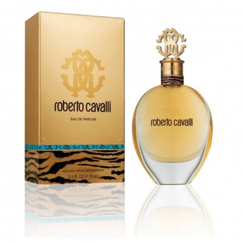 75ml Roberto Cavalli Gold EDP for Her