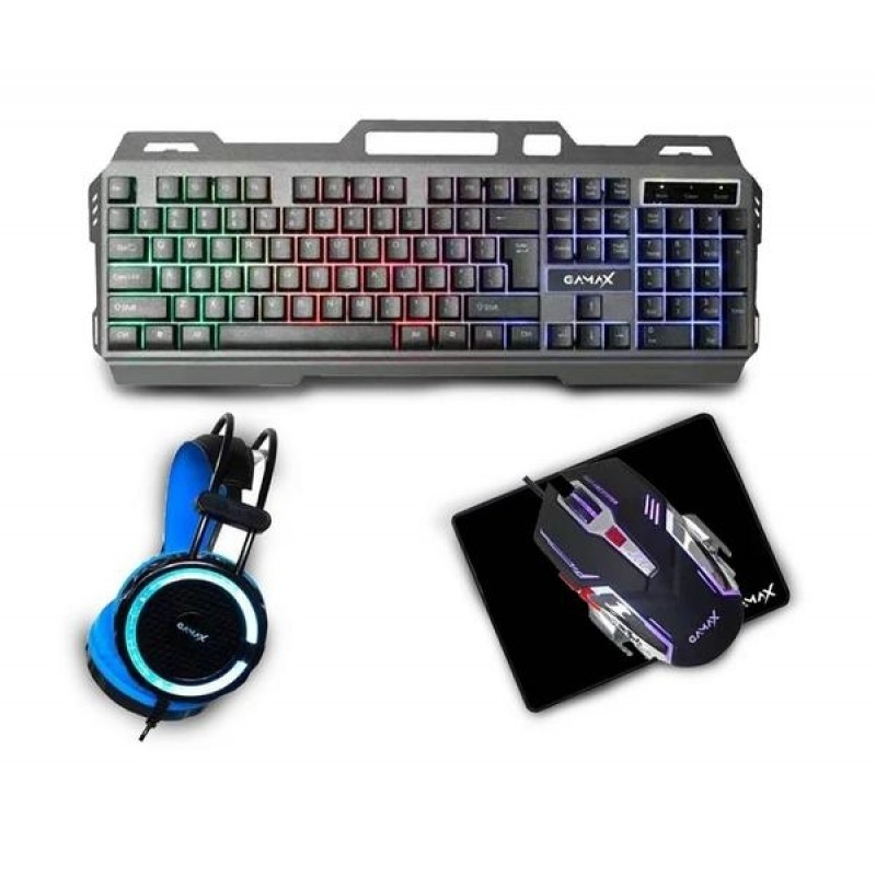 GAMAX 4 in 1 Gaming Combo Series - CP-02