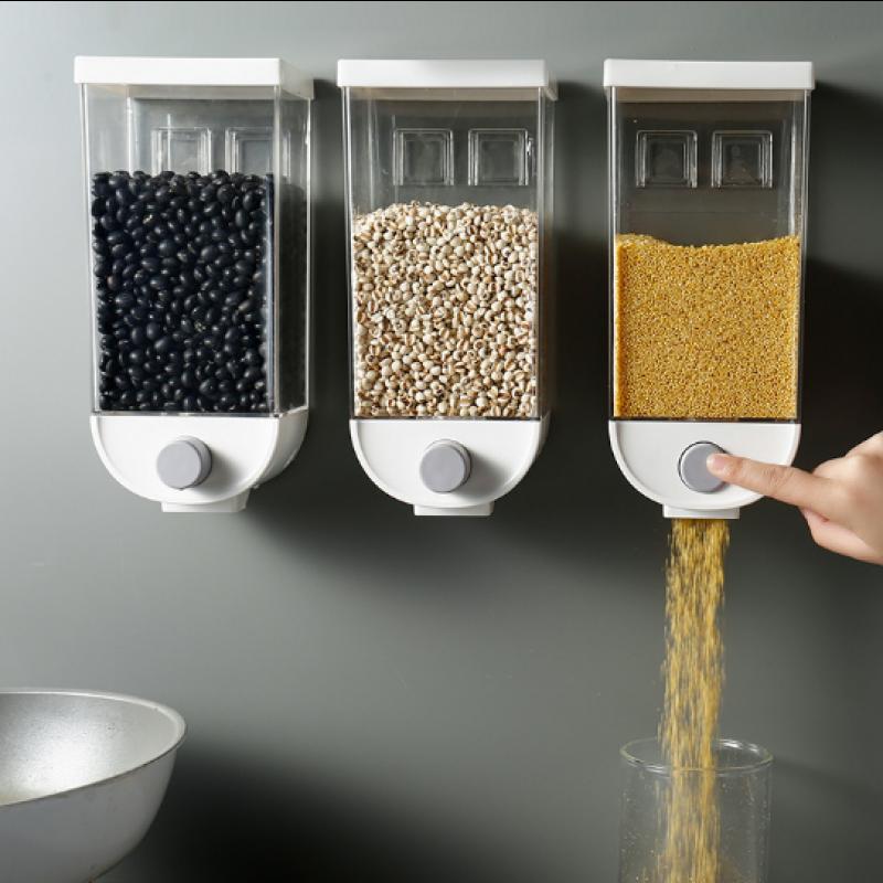 1.5L Cereal Dispenser (Assorted Colors)