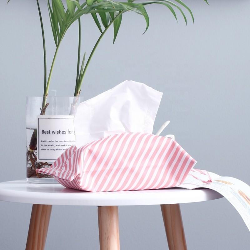 Hangable Tissue Box Cover