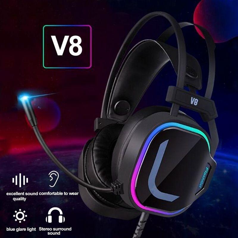 V8 Flashget Gaming Headset