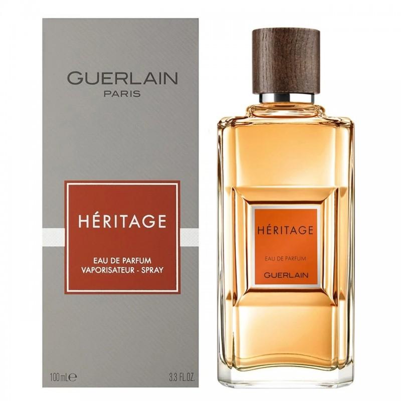 100ml Guerlain Heritage EDP Perfumes for Men