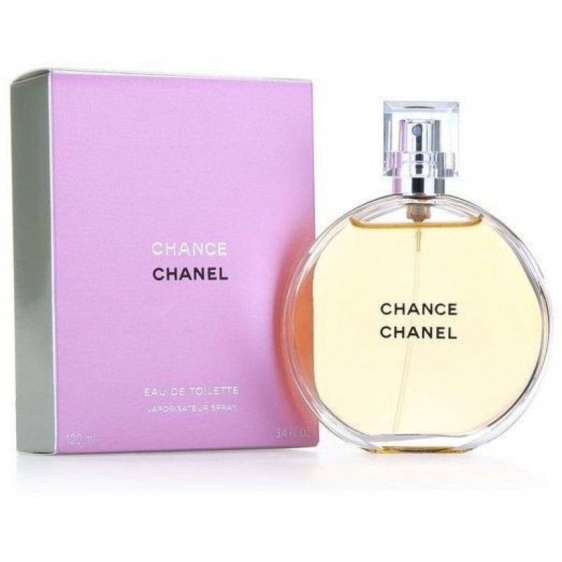 100ml Chance Chanel EDT for Her