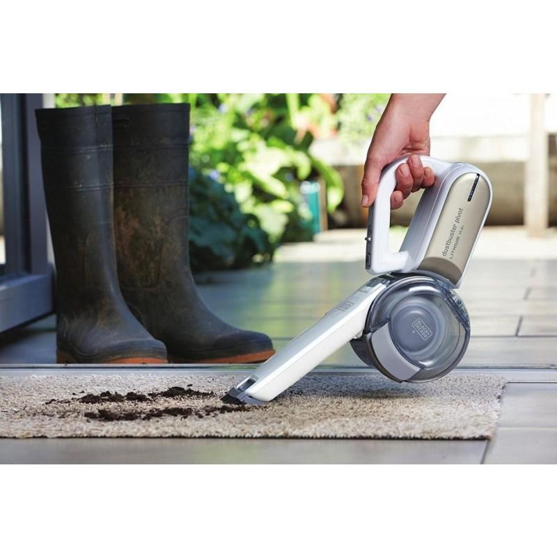 Black & Decker 14.4V Dustbuster Cordless Vacuum Cleaner