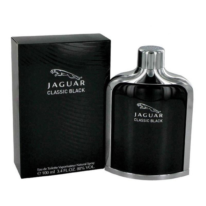 100ml Jaguar Classic Black for Him