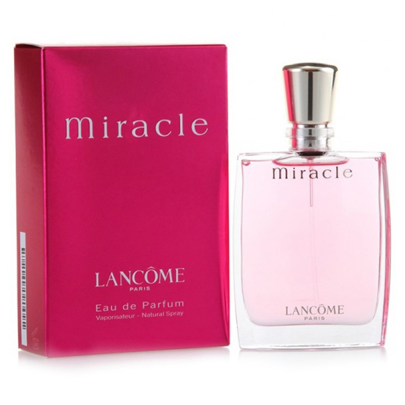 100ml Lancome Miracle EDP For Her