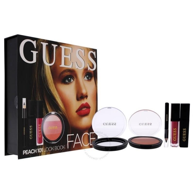 Guess Beauty Eye Look Book Peach 101 Set Of 4