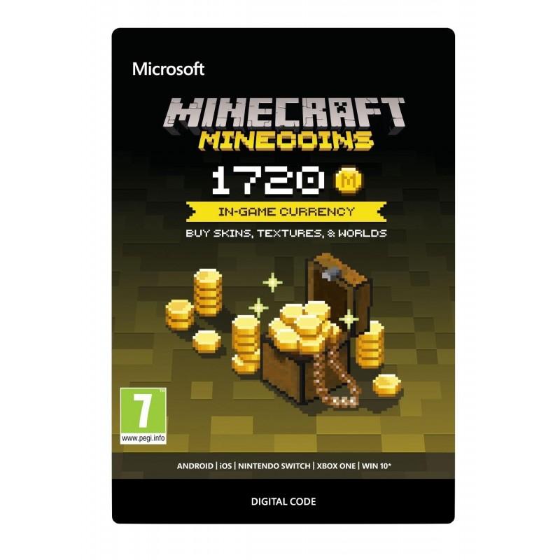 Minecraft Minecoins Card - USD 10