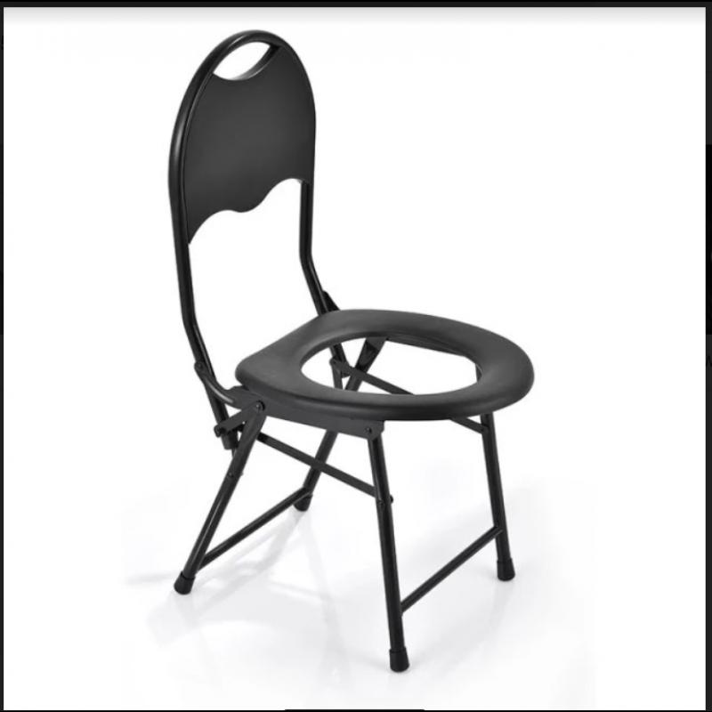 Portable Non-slip Toilet Chair For Elderly People