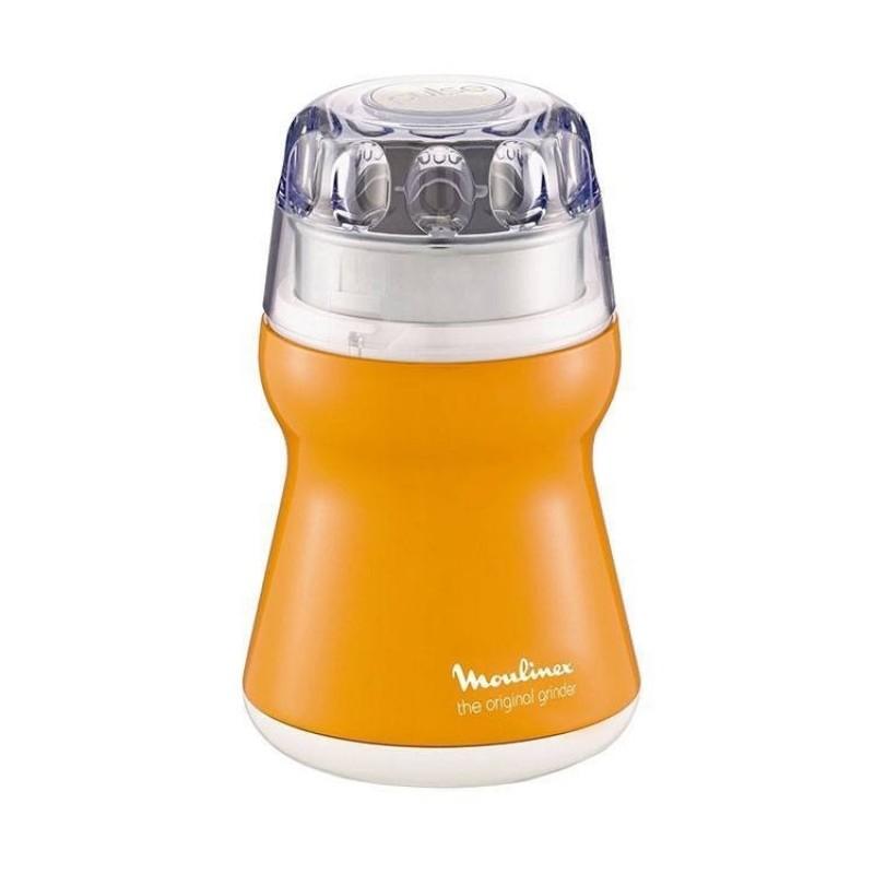Moulinex Coffee Grinder 180W - Orange