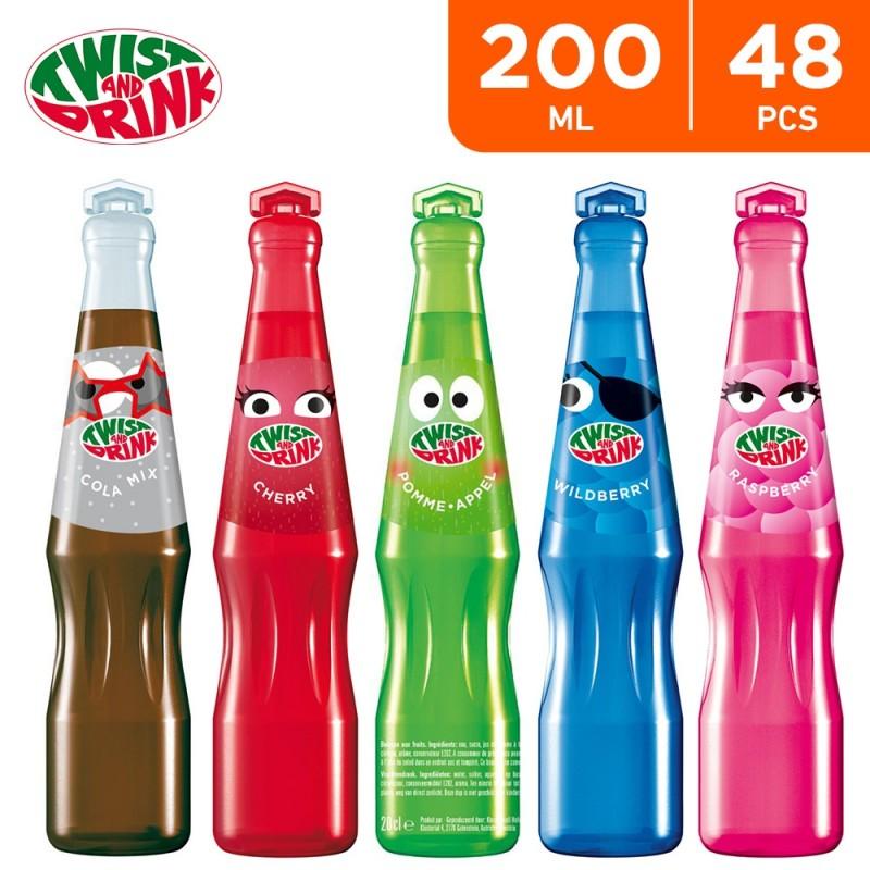 Twist & Drink Mix 48 x 200 ml