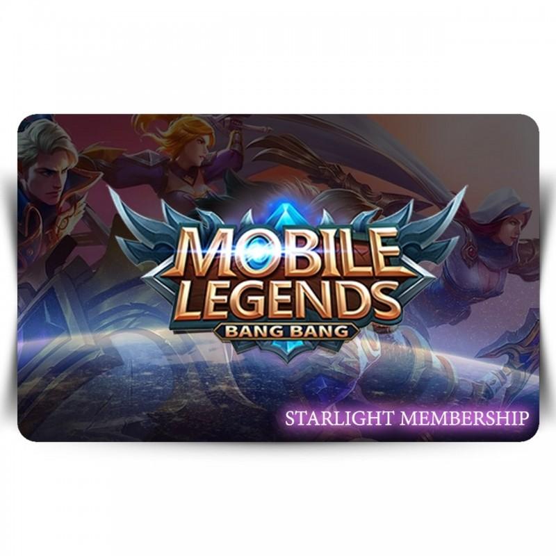 Mobile Legends - Starlight membership Digital Code