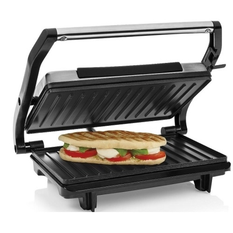Orca Sandwich Maker 750W - Black & Silver