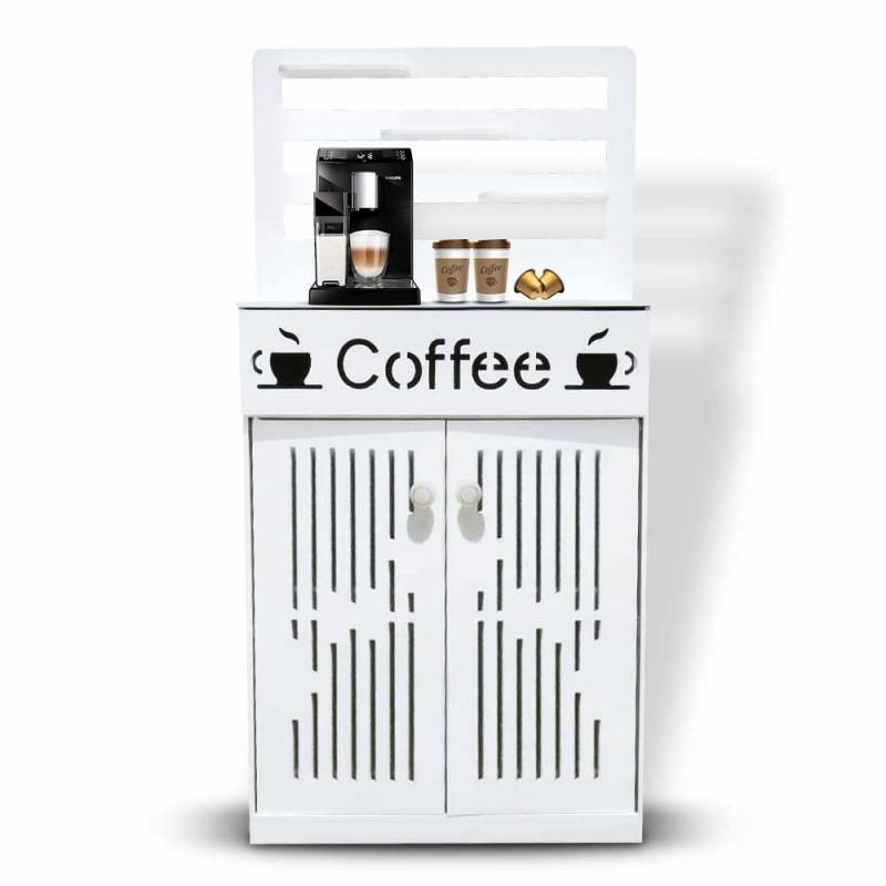 Wooden Coffee Corner