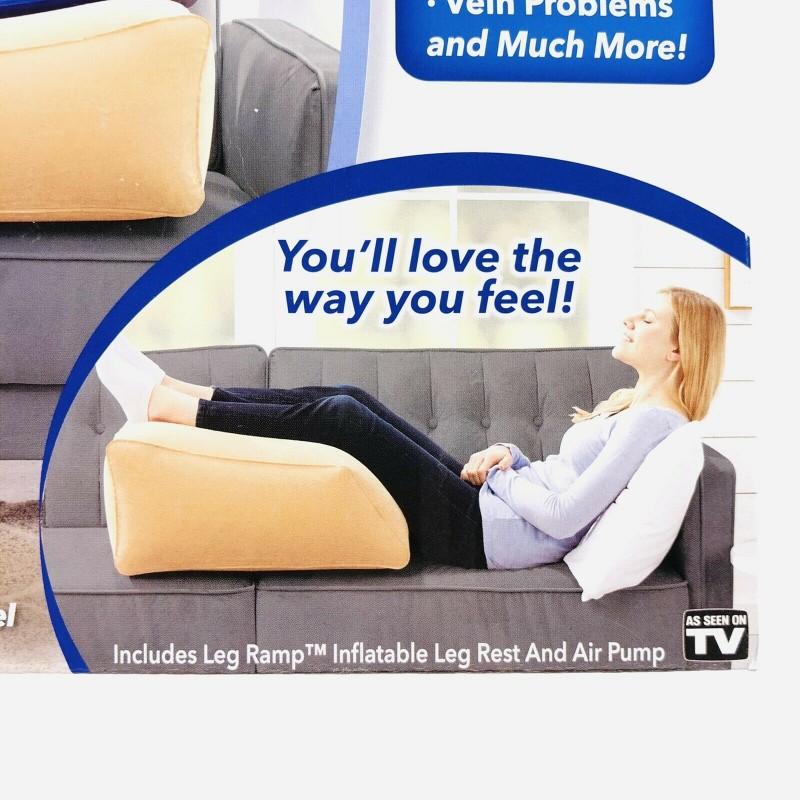 LEG RAMP Inflatable Pillow