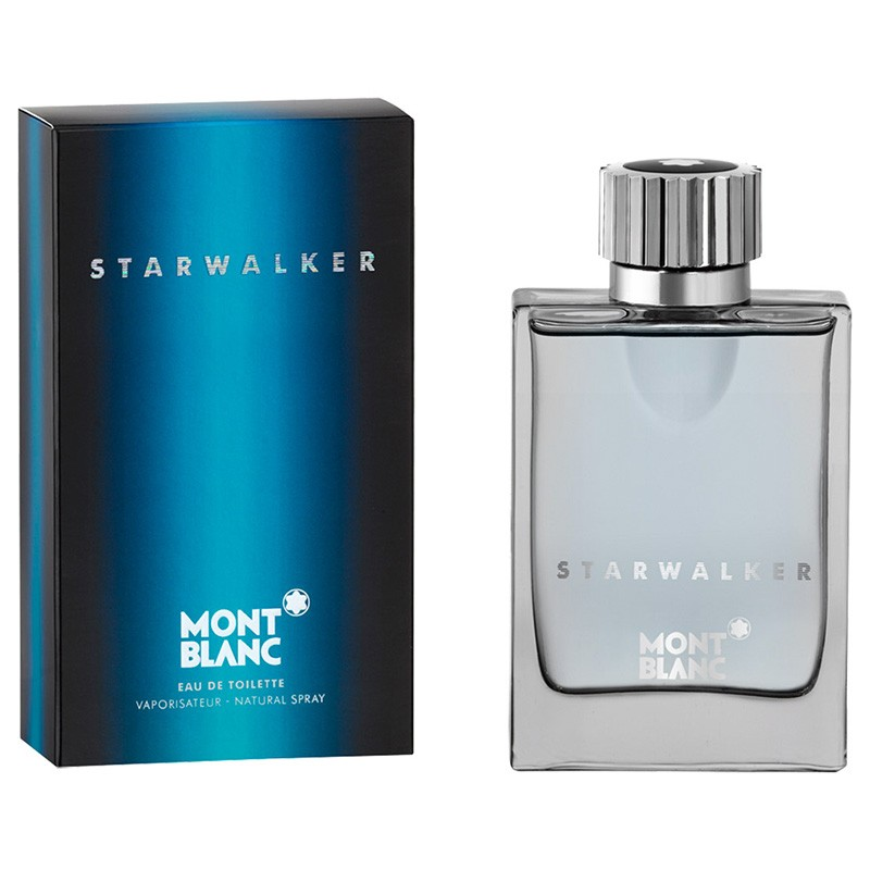75ml Starwalker For Him Eau De Toilette Spray By Mont Blanc