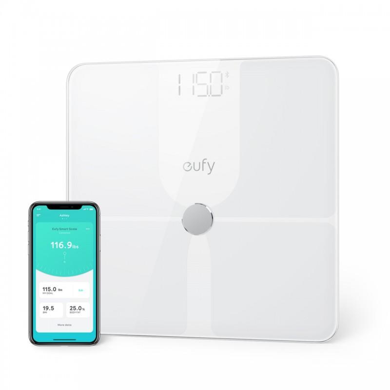 Anker Eufy P1 Smart Scale - White