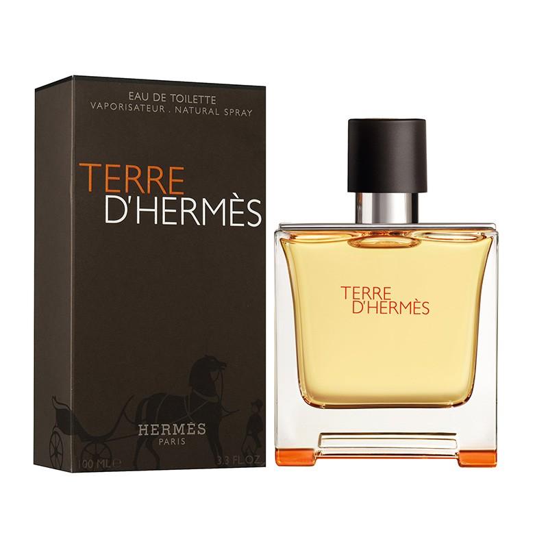 100ml Terre D'Hermes EDT for Him